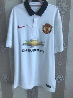 Original jersey Manchester United
