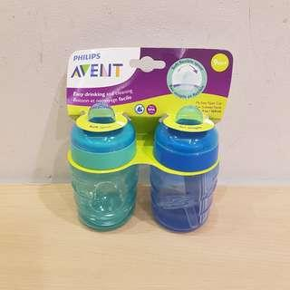 BN - Avent Soft Spout 9mths Sippy Cup Learner Cup