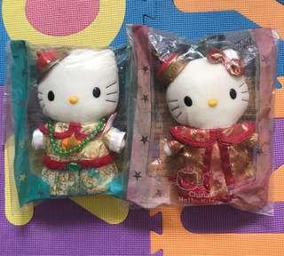 🚚 MacDonald's 2001 China Hello Kitty