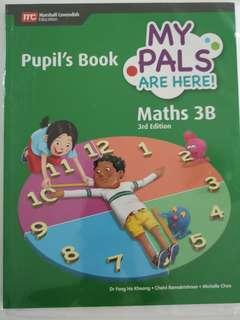 My Pals are here Math Pupil's Book 3a