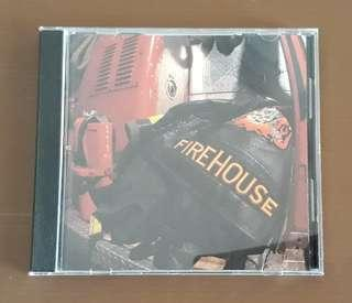 CD Firehouse - Hold Your Fire ( USA PRESS )