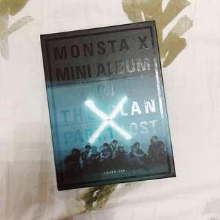 Monsta X The Clan Part.1 Lost (Lost Ver.)