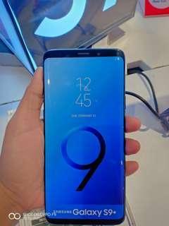 Samsung S9 plus bisa cicilan proses 3 menit