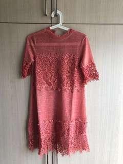 Women lace tunic (ASOS)