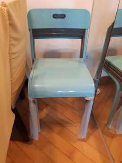 全新鐵椅6張