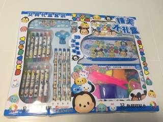 🚚 Stationery Set Tsum tsum