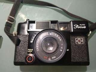 Yashica Auto Focus Motor 38mm f/2.8 定焦大光圈