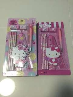 🚚 Hello kitty stationary
