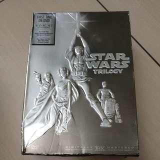 星戰3步曲,STAR WARS TRILOGY