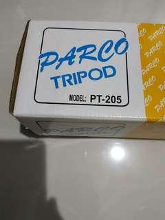 #MakeSpaceForLove PARCO Tripod