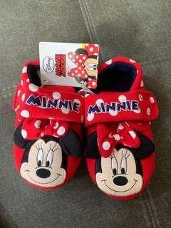 🚚 Genuine Minnie Mouse Soft Shoes