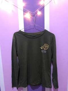 Colorbox Sweatshirt Army