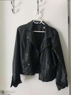 Glassons Leather Jacket