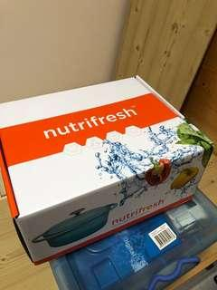 nutrifresh 鑄鐵鍋 4L