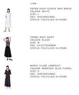 The Editor's Market- dress/skirt/ romper
