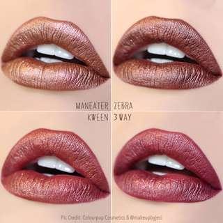 COLOURPOP Ultra Metallic Lip