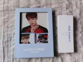 (FREE 1 ALBUM) WANNA ONE TO BE ONE SKY VER