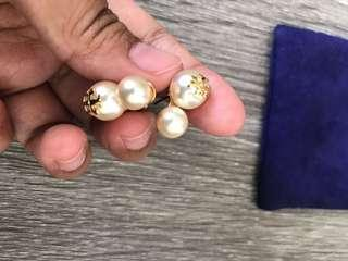 Tory Burch earrings Authentic