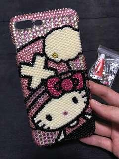 IPhone 7 Plus hello kitty hard cover