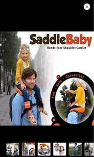Saddle Baby Shoulder Carrier Hip-seat 2-5 years old