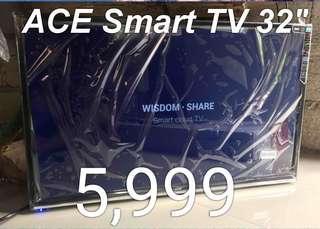 "ACE Full HD SmartTV 32"" (Slim black)"