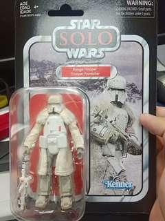 Star Wars The Vintage Collection Solo Range Trooper VC128
