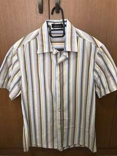 Men Short-sleeved Shirt