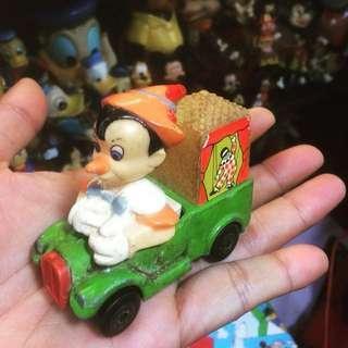 Vintage Pinocchio Matchbox Diecast