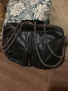 Gillivo Genuine leather Chain Bag