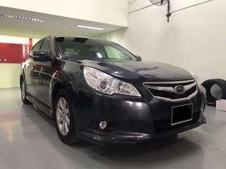 Subaru Legacy 2.0i Sedan CVT