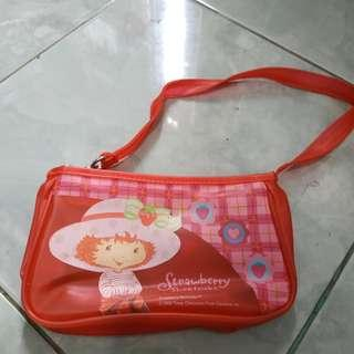 Tas jelly strawberry shortcake