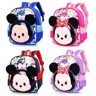 PO Mickey Minnie Mouse Backpack