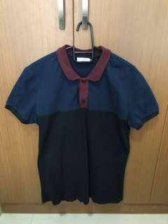 Men Collared Tshirt