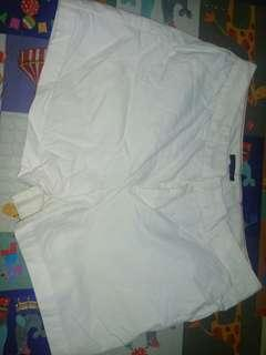 White short plus size (tommy hilfiger)