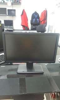 """Good working Dell 19"""" lcd monitor"""