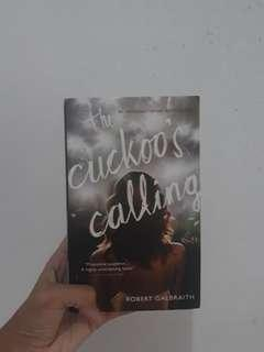 The Cuckoos Calling, Robert Galbraith (J.K Rowling)
