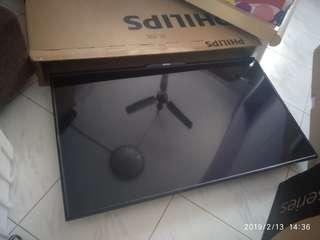 🚚 55 inch phlips tv faulty for sale (2tv's)