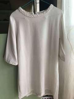 Gaudi White Dress