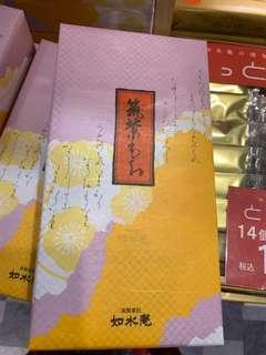 日本零食 如水庵 築紫mochi