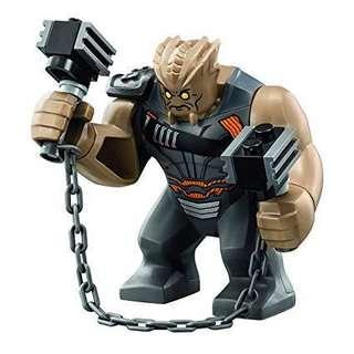 LEGO Minifigure - Cull Obsidian [Marvel]