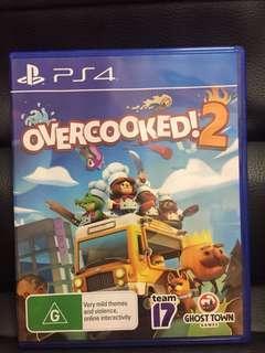 PS4 Overcooked2