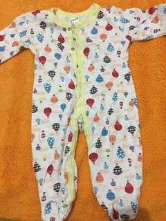 Sleepsuit/jumpsuit panjang merk next