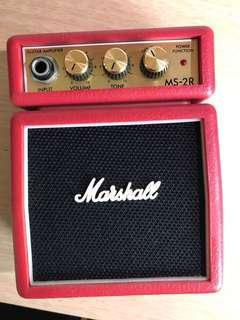 Marshall Mini Guitar Amplifier
