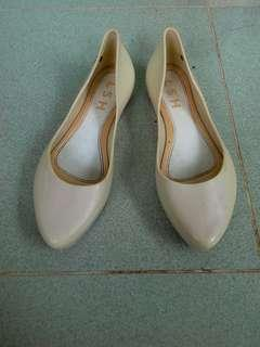 flatshoes jelly cream