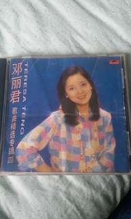 鄧麗君cd歌曲精選專輯4