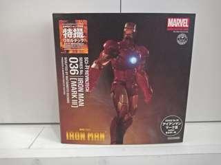 Sci-Fic Revoltech Iron Man Mark III