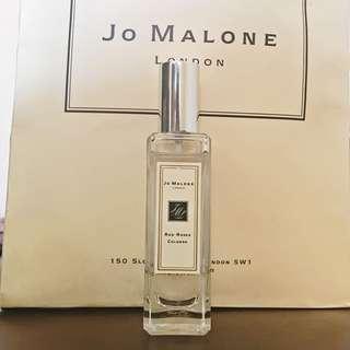 🍦免運 Jo Malone 紅玫瑰 30ml
