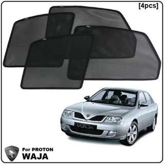 Proton Waja Custom Fit OEM Sunshade / Sun Shade