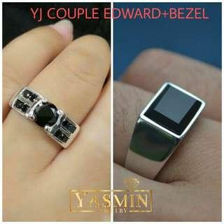 COUPLE SILVER 925 RING CODW:19022