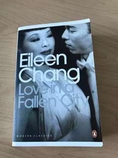 🚚 Eileen Chang Love in a Fallen City - EN1101